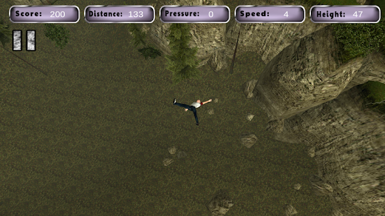 Real Hang Gliding : Free Game- screenshot thumbnail