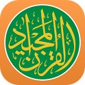 Quran Majeed قرآن with Prayer Times icon