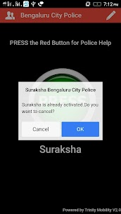 SURAKSHA-Bengaluru City Police App Download For Android and iPhone 6