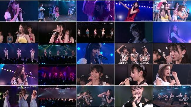 [TV-Variety] AKB48 岩立チームB「シアターの女神」公演 (2019.07.10 – 2019.07.11)