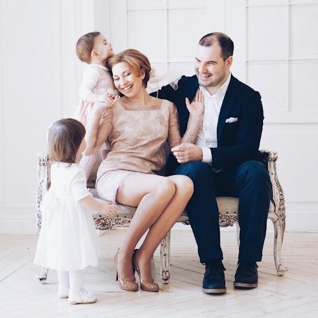 Wedding photographer Natalya Yudina (funkynat). Photo of 08.01.2018