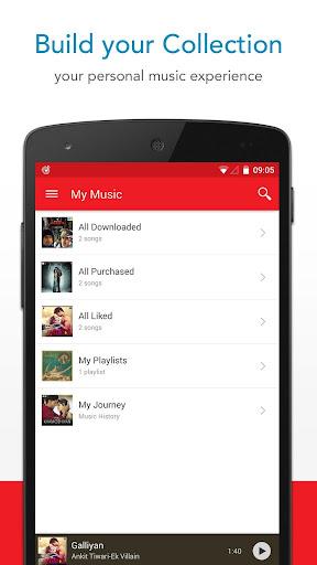 Wynk Music: MP3 & Hindi songs screenshot 5