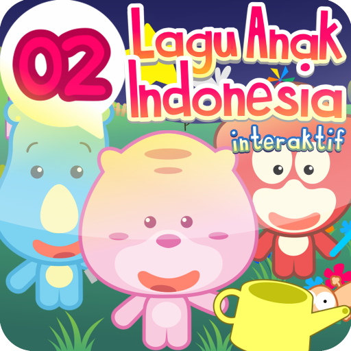 Lagu Anak Indonesia Int 02 教育 App LOGO-APP試玩