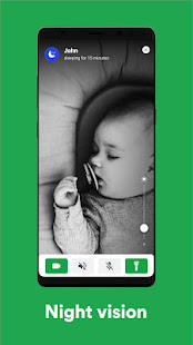 Amy Baby Monitor: Audio & Video Nanny