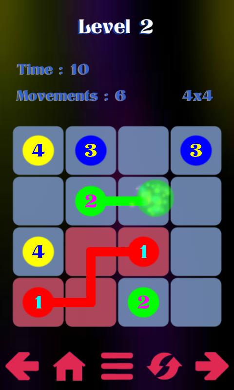Line Connection - στιγμιότυπο οθόνης