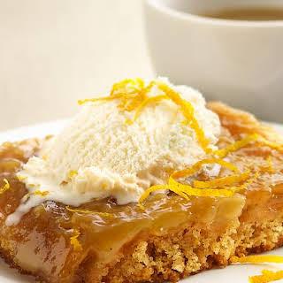 Caramel-Pear Pudding Cake.