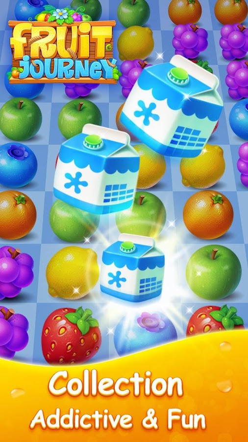 Fruit Journey- screenshot