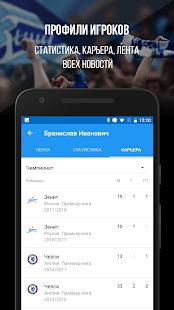 Зенит+ Sports.ru - náhled