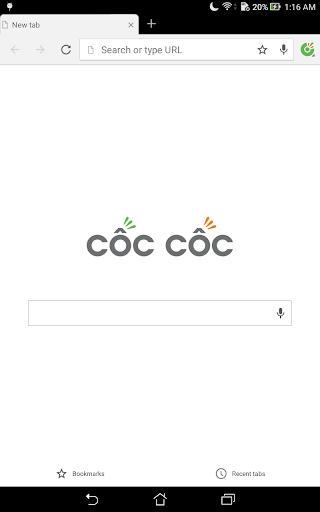 Cốc Cốc Browser for PC