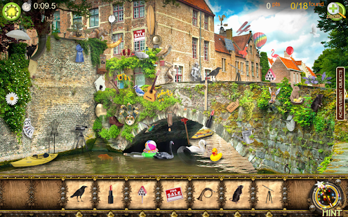 Hidden Objects Quest 21- screenshot thumbnail