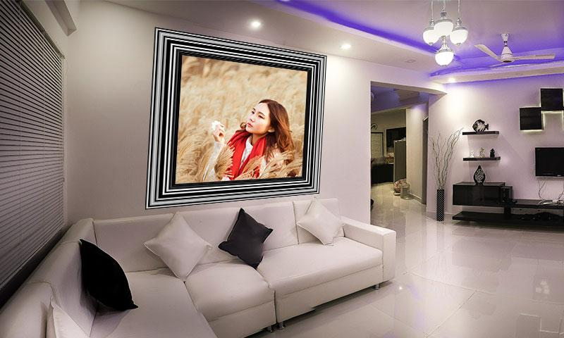 lovely interior photo frames screenshot