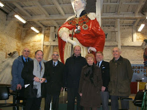 Photo: Visit to Plymouth Naval Base