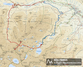 Photo: Itinerario ruta