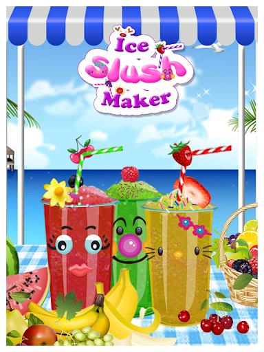 Ice Slush Maker - Kids Game