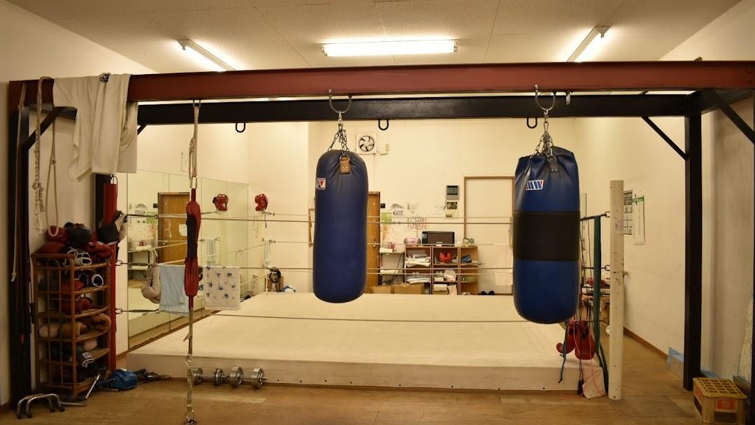 伊賀上野ボクシングジムの画像
