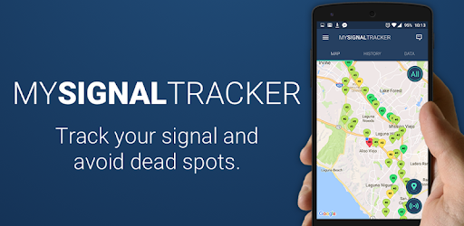 My Signal Tracker Coverage Map - Apps on Google Play