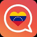 Chat Venezuela : conocer gente, ligar y amistad icon