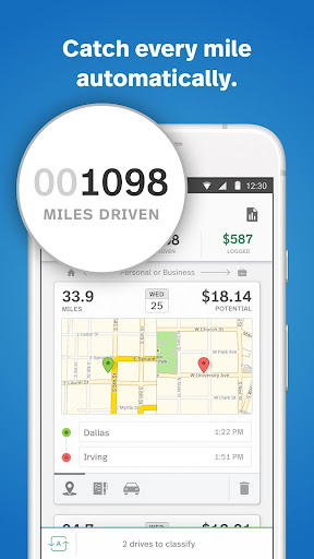 Download MileIQ - Mileage Tracker Google Play softwares