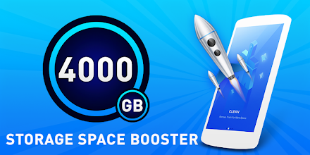 4000 GB free storage space booster: 100GB expander 1 11