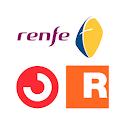 Horarios Renfe + Cercanias + Rodalies + FEVE icon