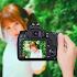 DSLR Camera : Blur Effect