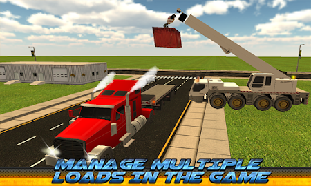 Cargo Transport Truck Driver 1.0 screenshot 64138