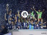 Monaco, Lyon en Marseille liggen op de loer, maar PSG is opnieuw topfavoriet