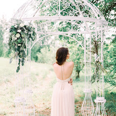Wedding photographer Elvira Tuchina (Sparrow). Photo of 12.06.2015