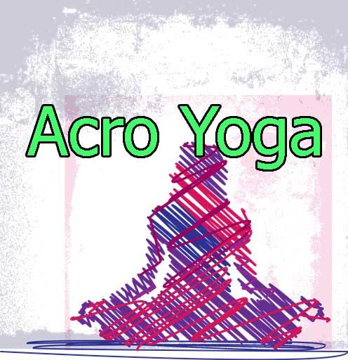 10 Hot Acrobatic Yoga Moves
