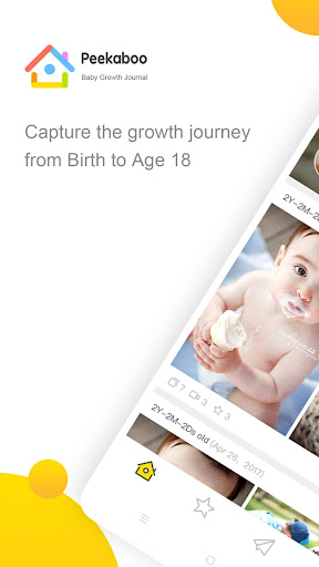 Timehut u2013 Babybook, memories & moments 5.1.9.1 screenshots 1