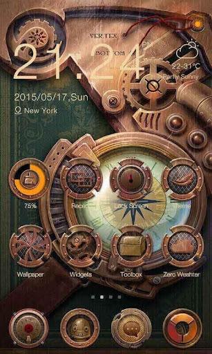Steam Age Theme
