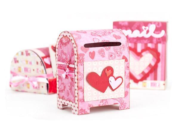sizzix valentines day
