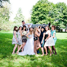 Wedding photographer Olga Rumyanceva (Boom). Photo of 22.07.2016