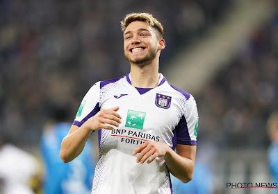 Antoine Colassin, troisième jeune à prolonger à Anderlecht ?