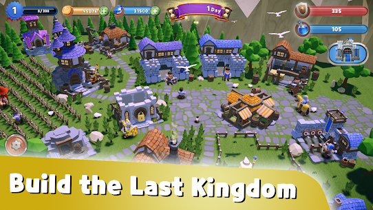 Last Kingdom: Defense Mod Apk 2.9.6 (Gold Coins/Diamonds) 1