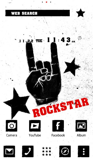 Rock On Wallpaper Theme 1.0.0 Windows u7528 5