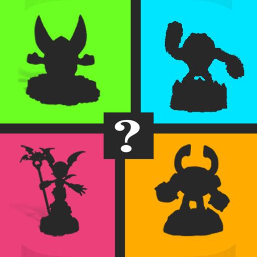 猜猜Skylanders陷阱團隊 益智 App LOGO-硬是要APP