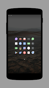 Delta - Icon Pack- screenshot thumbnail