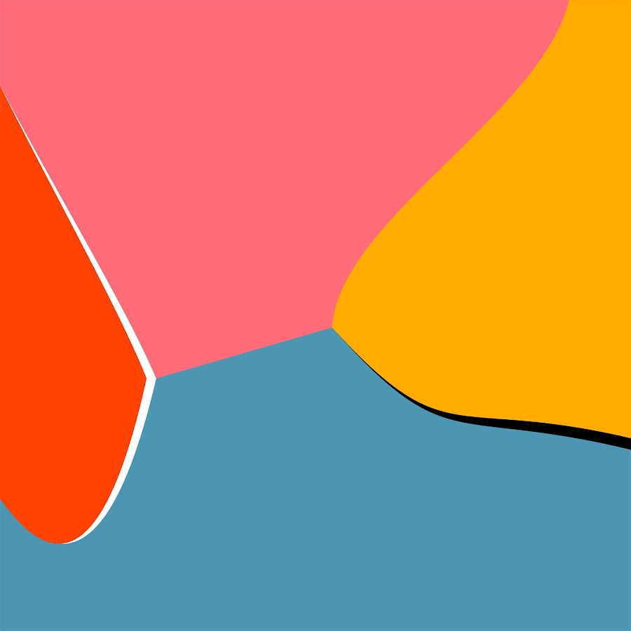 retro summer by Brut Carniollus - Painting All Painting ( abstract, post-conceptual, organic, ultra-minimalist, digital,  )