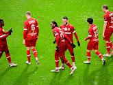 Pro League: l'Antwerp renverse le Sporting de Charleroi