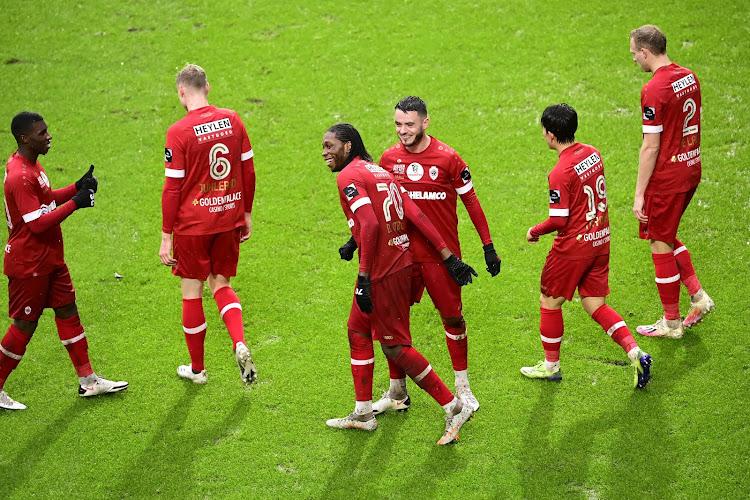 Franky Vercauteren privé de cinq joueurs pour le déplacement à Eupen