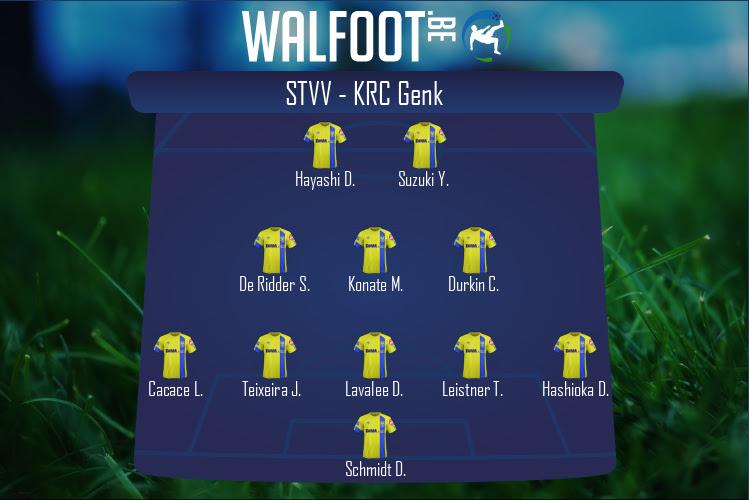 STVV (STVV - KRC Genk)