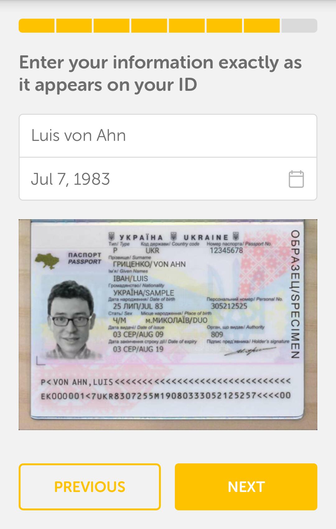 Duolingo English Test screenshot #4