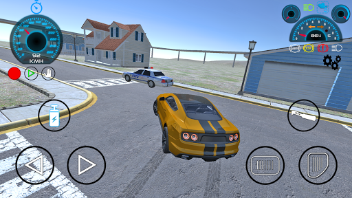 Racer Simulator 3D 1.1 de.gamequotes.net 1