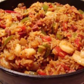Tess and Lilli's Jambalaya