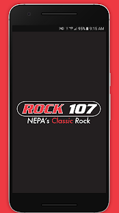 Rock 107- screenshot thumbnail