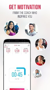 Weight Loss Running by Verv Screenshot