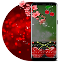 Sweet Cherry Keyboard icon