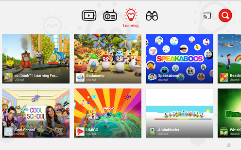 YouTube Kids Screenshot 18