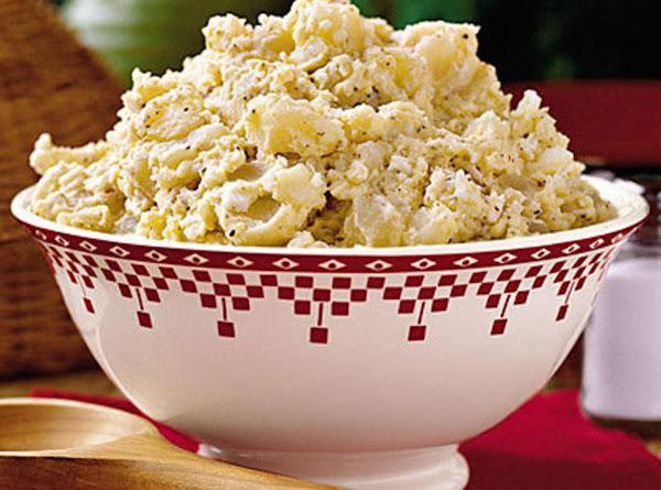 In A Rush Potato Salad Recipe
